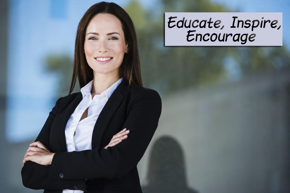 Educate,-inspire,-encourage