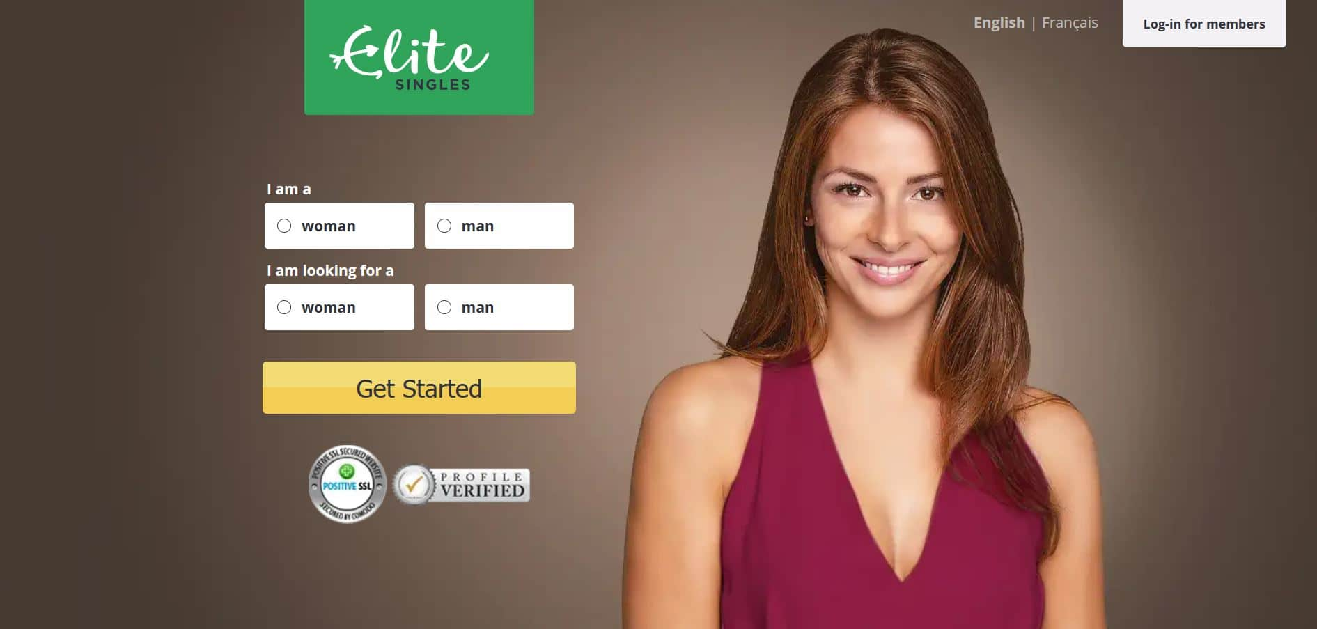 Dating site in Canada